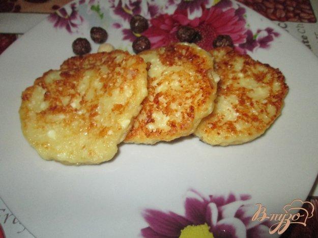 Сырники с яблоками рецепт в духовке
