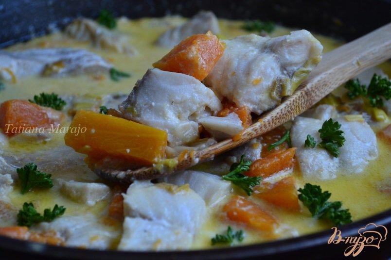 Рыбное рагу рецепт с фото