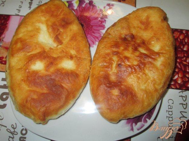 рецепт пирожков на сковороде с мясом