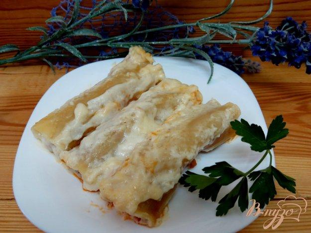 Каннеллони рецепт с фото пошагово готовим дома