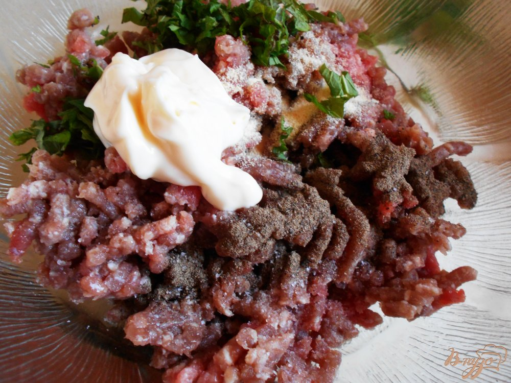 Фото приготовление рецепта: Томатный суп-пюре по- средиземноморски шаг №5