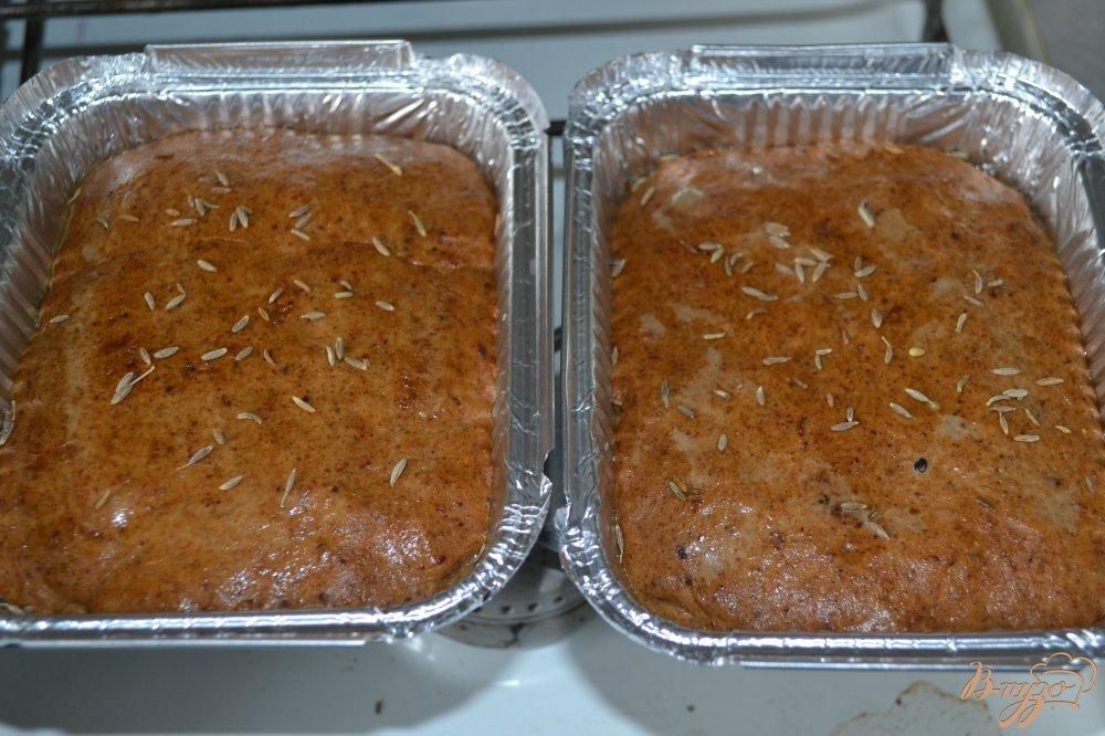 Фото приготовление рецепта: Бородинский хлеб шаг №7