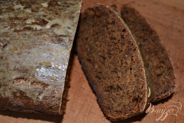 фото рецепта: Бородинский хлеб