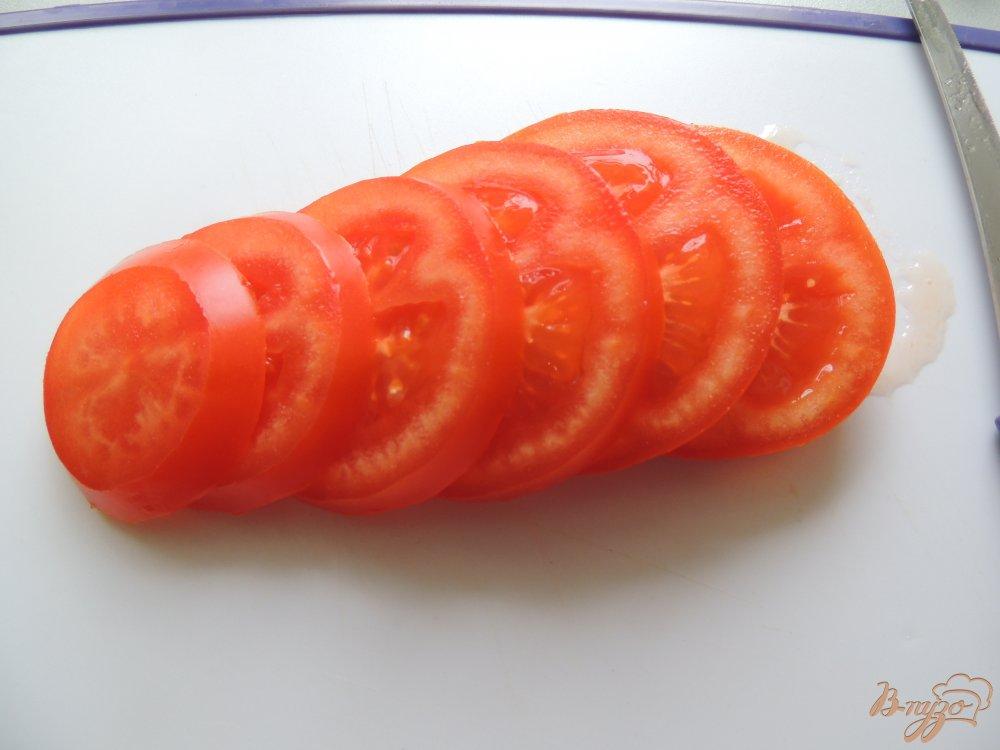 Фото приготовление рецепта: Оладьи из зелёного горошка шаг №6