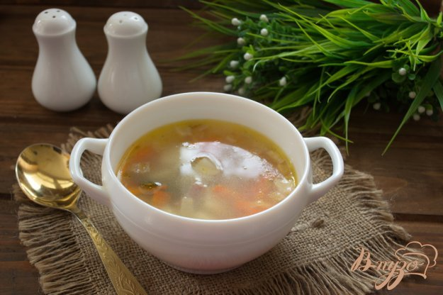 фото рецепта: Суп с бужениной