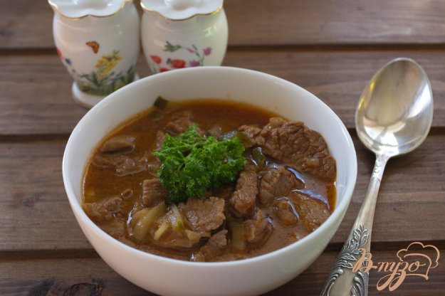 фото рецепта: Солянка на абхазский мотив