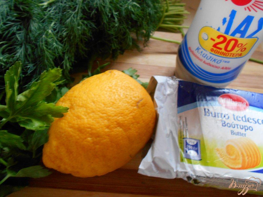 Фото приготовление рецепта: Котлеты по-киевски шаг №1