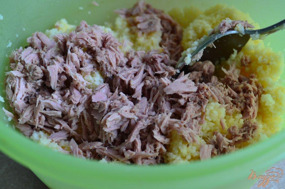 Фото приготовление рецепта: Суп детский шаг №8