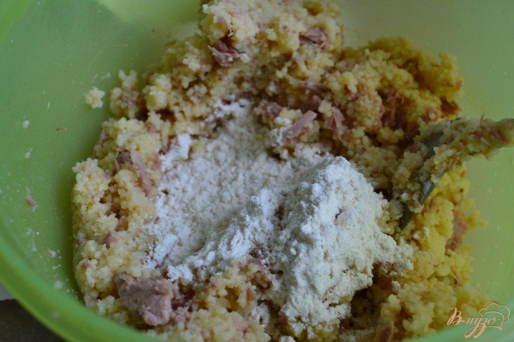Фото приготовление рецепта: Суп детский шаг №9