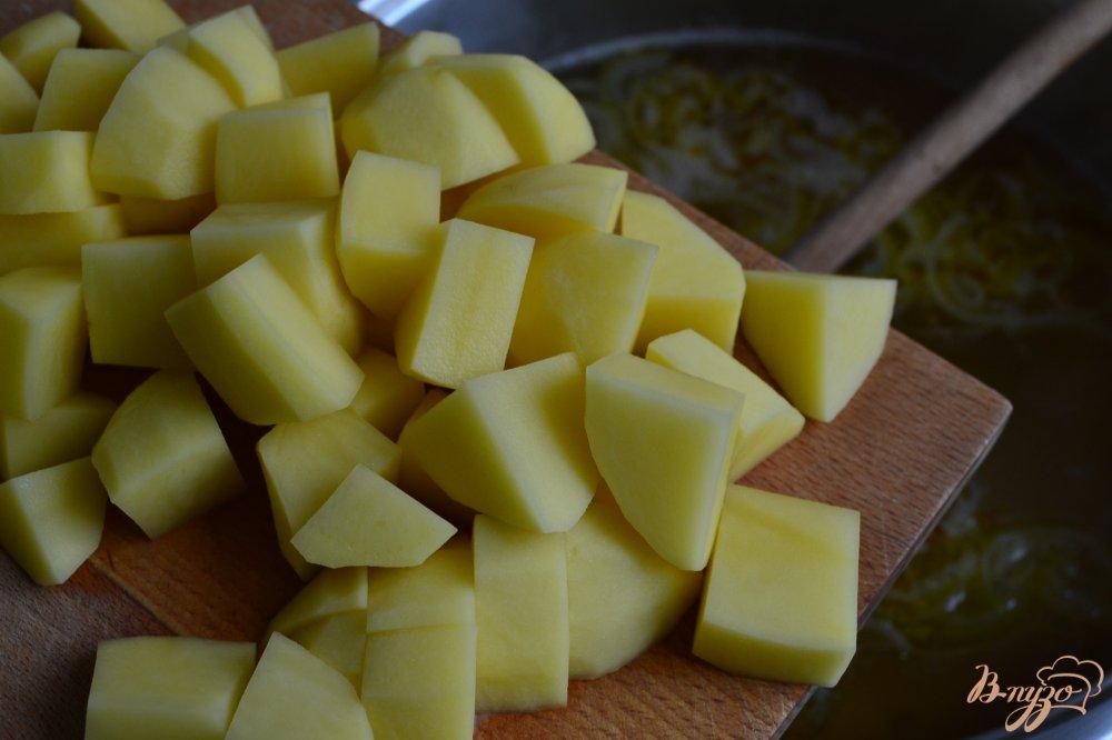 Фото приготовление рецепта: Суп детский шаг №2