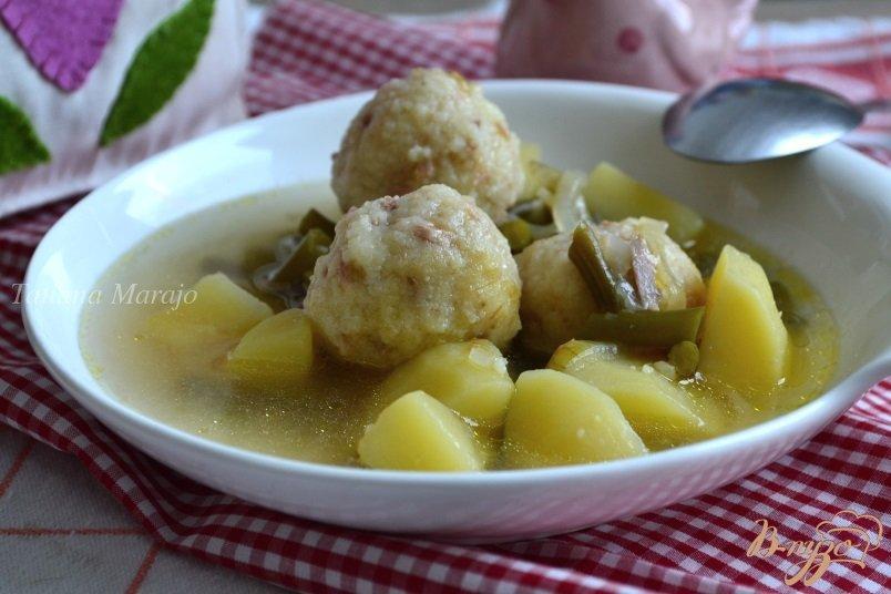 Фото приготовление рецепта: Суп детский шаг №11