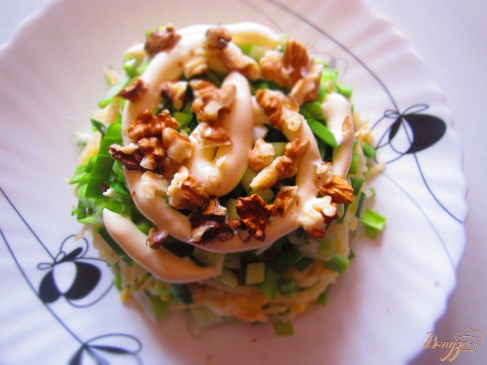 рецепты салатов с луком маринованным