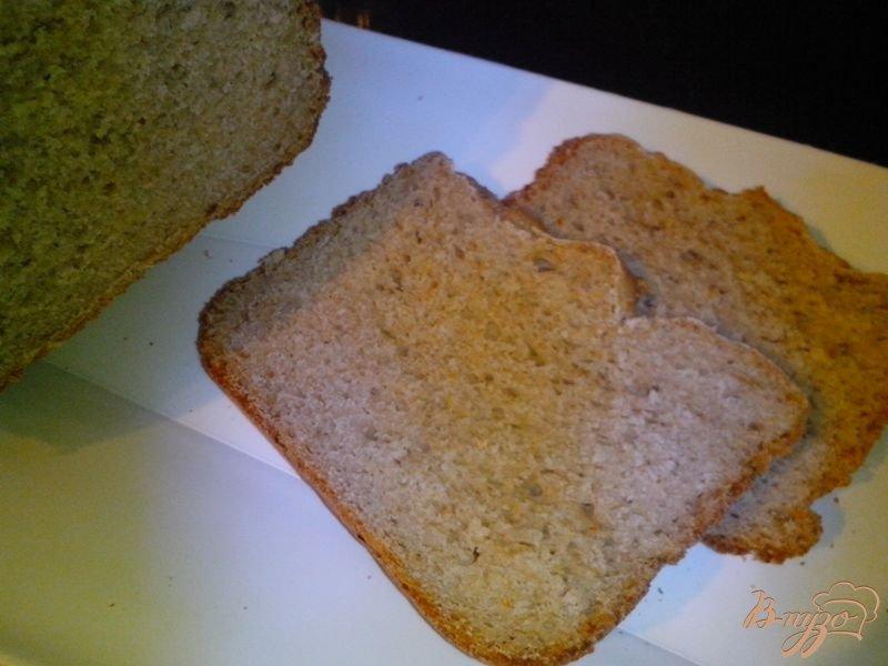 Фото приготовление рецепта: Луковый хлеб в хлебопечке шаг №4
