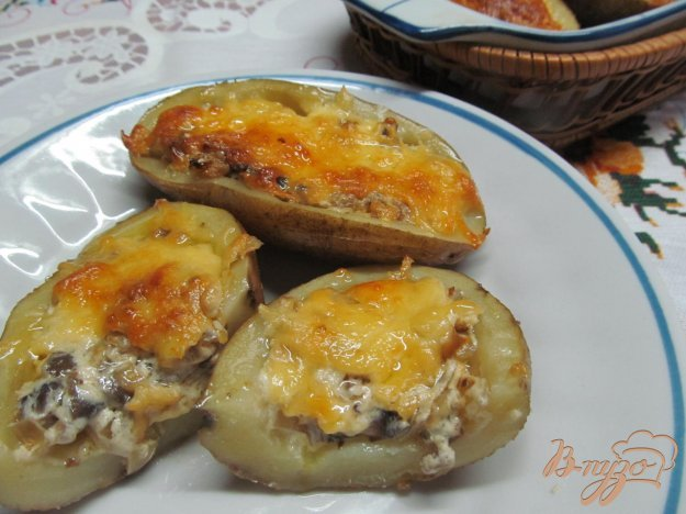 Как приготовить картофельные зразы с грибами пошаговый рецепт с