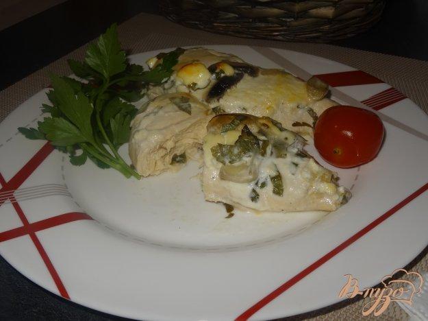 фото рецепта: Куриная грудка в винном маринаде