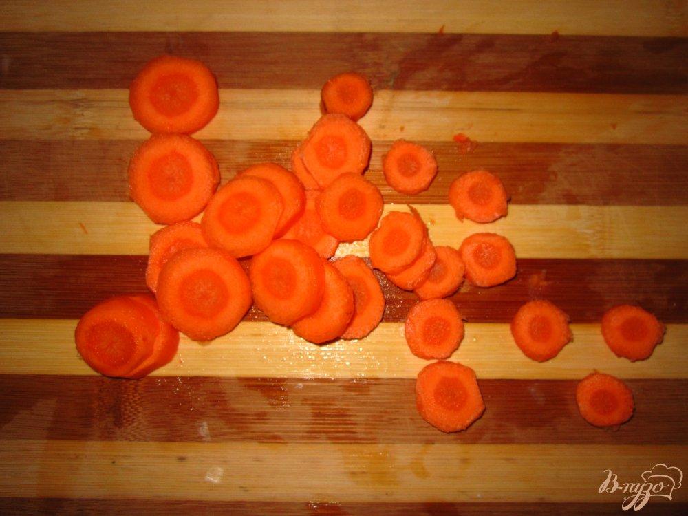Фото приготовление рецепта: Картофель запеченный в молоке шаг №3