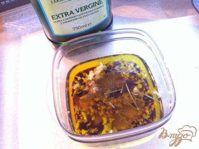 Фото приготовление рецепта: Куриное филе с помидорами черри шаг №3