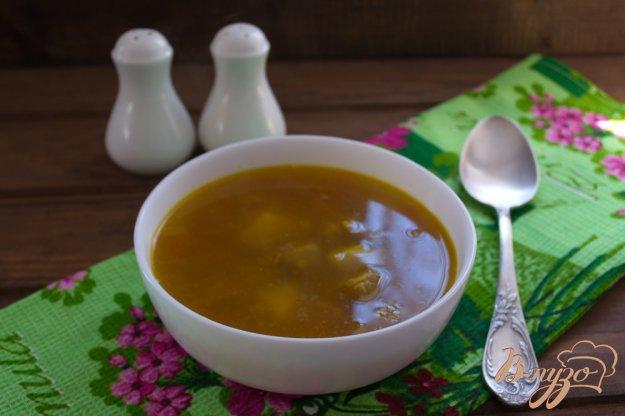 фото рецепта: Легкий суп с мясом