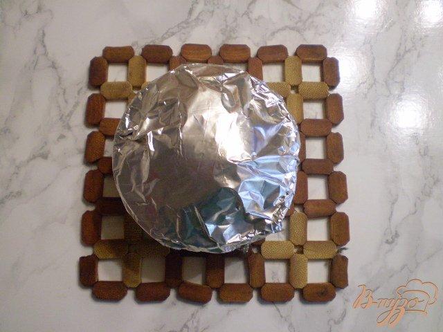 Фото приготовление рецепта: Творожок с печеным яблоком шаг №2