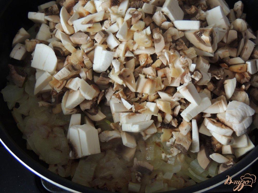 Фото приготовление рецепта: Тефтели из гречки и грибов шаг №1