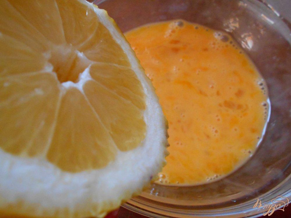 Фото приготовление рецепта: Греческие фрикадельки в яично-лимонном соусе шаг №6