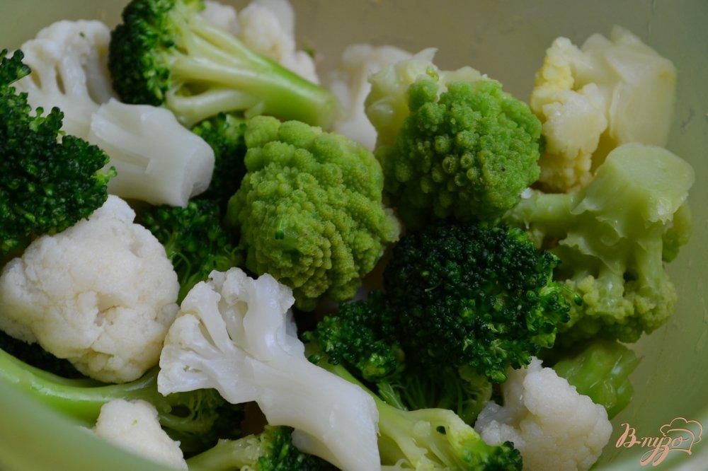 Фото приготовление рецепта: Капустный суп с белой фасолью шаг №2