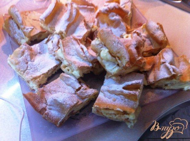 Заварные пирожные рецепт с пошагово с заварным