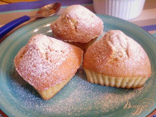Кексы рецепты простые в формочках с фото