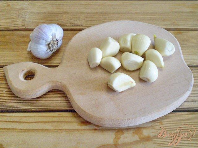Фото приготовление рецепта: Адыгейская чесночная соль шаг №2