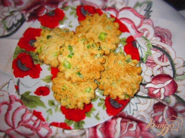 фото рецепта: Коржики с зеленью