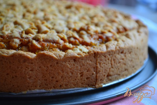 Тертый пирог
