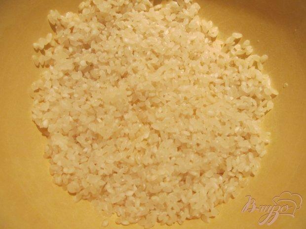 Рассольник с рисом