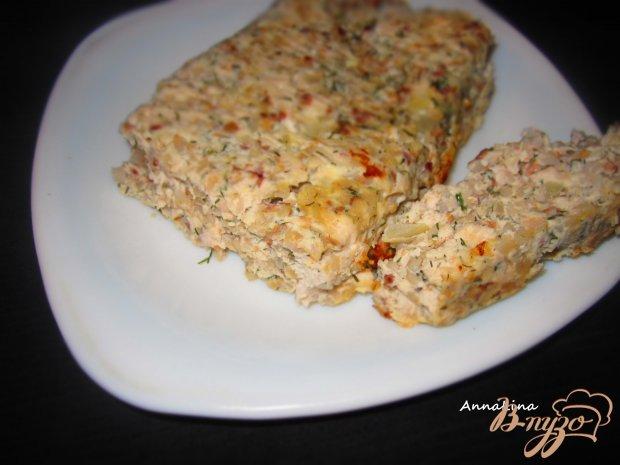Куриное суфле с гречкой