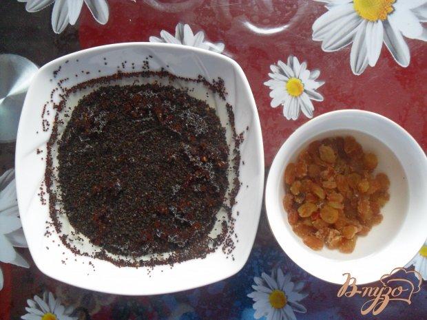 Рецепт Слоенные булочки с маком