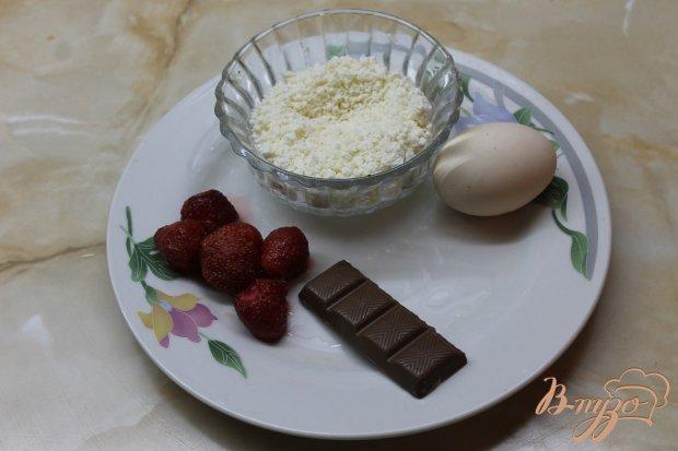 Рецепт Сырники с манной крупой и клубникой