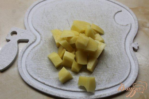 Шпинатный суп с фрикадельками