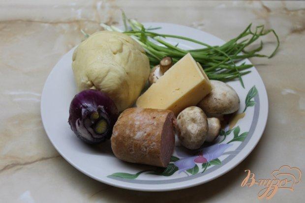 Рецепт Аля кальцоне по домашнему