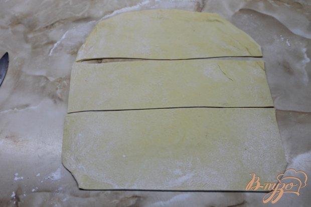 Соленая трубочка с кунжутом