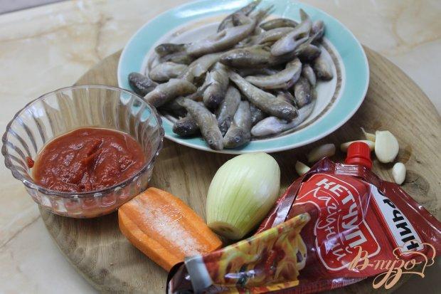 Рецепт Бычки в томате