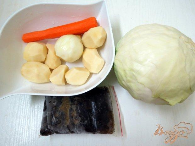 Рецепт Щи со свежей капустой и грибами