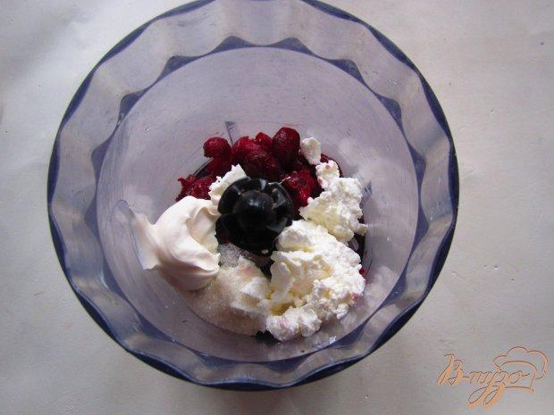 Шоколадные блинчики- конфеты с творожно-вишневой начинкой