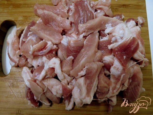 Свинина в соусе