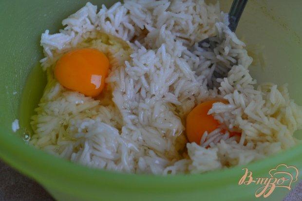 Овощной суп с рисовыми шариками