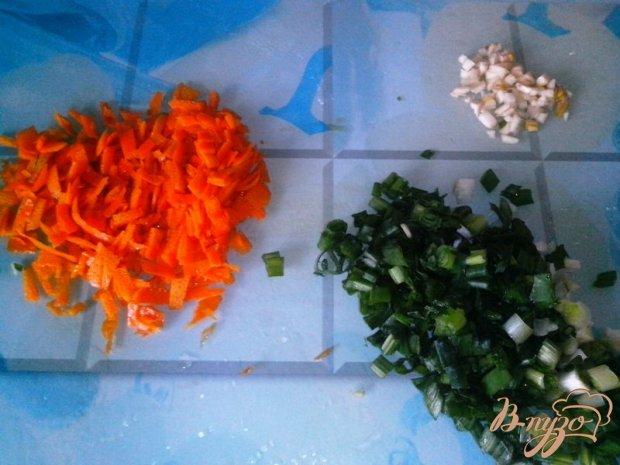 Мясо с апельсином и имбирём