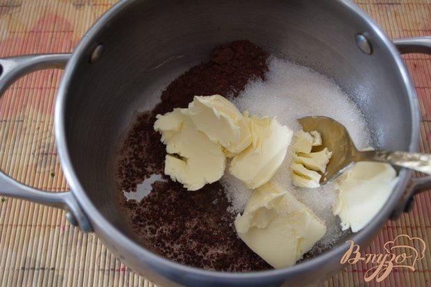 Салями десертная из печенья с какао