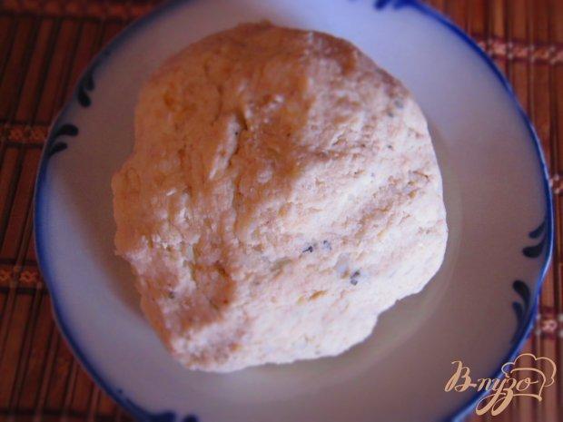 Картофельно-ореховое печенье
