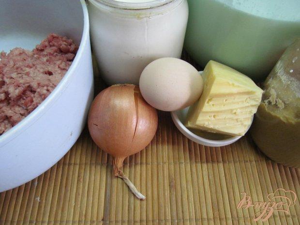 Рецепт Рулет из лаваша и фарша под соусом