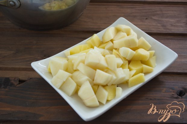 Рецепт Томатный суп с мясом и макаронами
