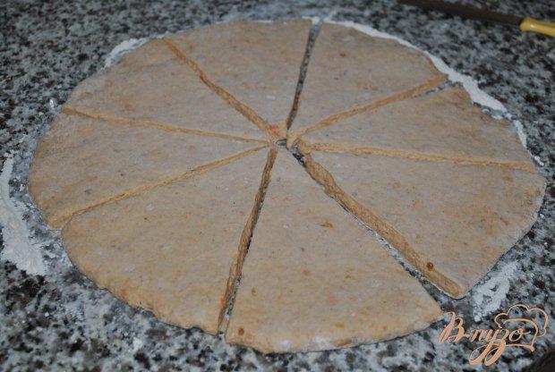 Содовый хлеб из томатов
