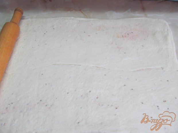 Хлеб-улитка с паприкой и кориандром